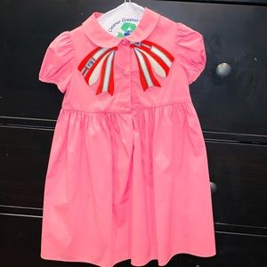 Gucci toddler dress